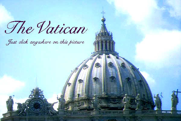 Click on the picture to visit the offical website at The Vatican
